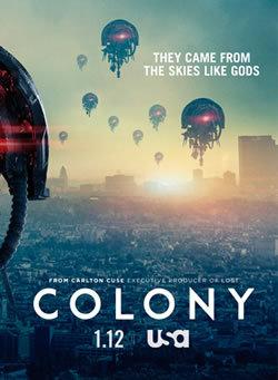 locandina del film COLONY - STAGIONE 2