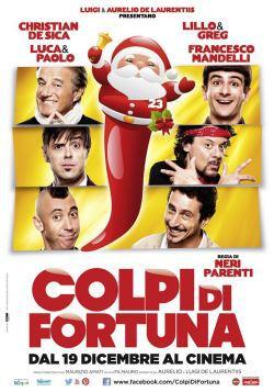 locandina del film COLPI DI FORTUNA