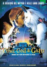 locandina del film COME CANI & GATTI
