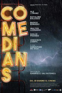 locandina del film COMEDIANS