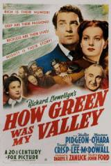 Com'era Verde la Mia Valle (1941) streaming film megavideo