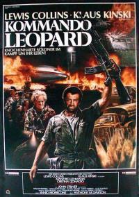 locandina del film COMMANDO LEOPARD