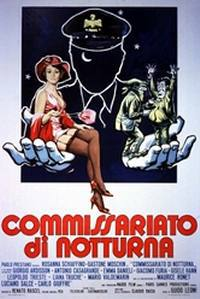 locandina del film COMMISSARIATO DI NOTTURNA