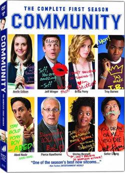 locandina del film COMMUNITY - STAGIONE 1