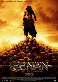 locandina del film CONAN IL BARBARO (2011)
