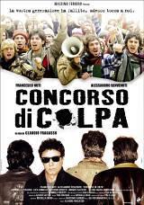 locandina del film CONCORSO DI COLPA