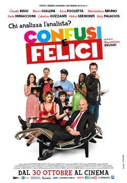 locandina del film CONFUSI E FELICI