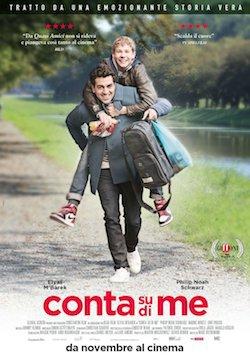 locandina del film CONTA SU DI ME (2018)