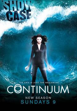 locandina del film CONTINUUM - STAGIONE 2
