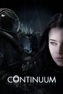 locandina del film CONTINUUM - STAGIONE 4