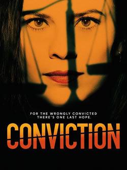 locandina del film CONVICTION - STAGIONE 1
