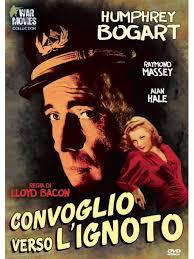 locandina del film CONVOGLIO VERSO L'IGNOTO