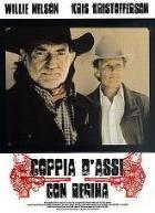 locandina del film COPPIA D'ASSI CON REGINA