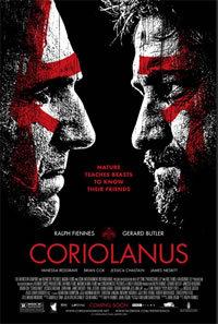 locandina del film CORIOLANUS