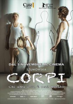 locandina del film CORPI