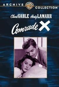 locandina del film CORRISPONDENTE X