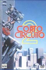 locandina del film CORTO CIRCUITO 2