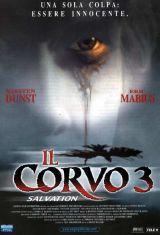 locandina del film IL CORVO 3: SALVATION
