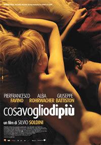 locandina del film COSA VOGLIO DI PIU'