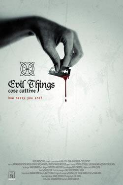 locandina del film COSE CATTIVE - EVIL THINGS
