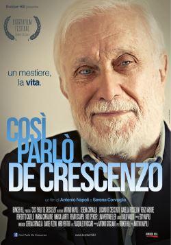 locandina del film COSI' PARLO' DE CRESCENZO