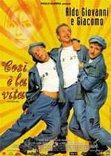 locandina del film COSI' E' LA VITA