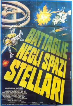locandina del film COSMO 2000 - BATTAGLIE NEGLI SPAZI STELLARI