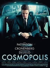 locandina del film COSMOPOLIS