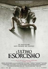 locandina del film L'ULTIMO ESORCISMO
