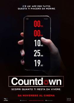 locandina del film COUNTDOWN (2019)