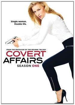locandina del film COVERT AFFAIRS - STAGIONE 1