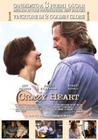 locandina del film CRAZY HEART