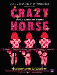 locandina del film CRAZY HORSE