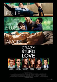 locandina del film CRAZY, STUPID, LOVE