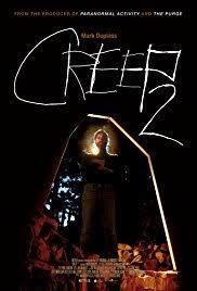 locandina del film CREEP 2
