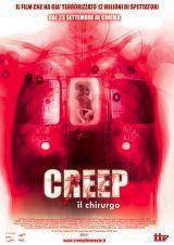 locandina del film CREEP - IL CHIRURGO