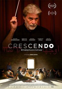 locandina del film CRESCENDO - #MAKEMUSICNOTWAR
