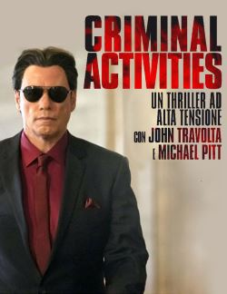 locandina del film CRIMINAL ACTIVITIES
