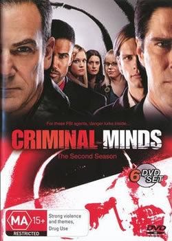 locandina del film CRIMINAL MINDS - STAGIONE 2