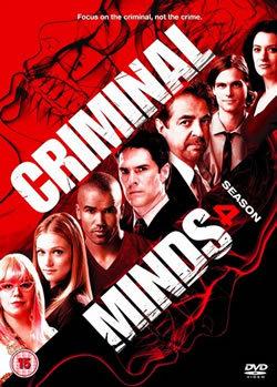 locandina del film CRIMINAL MINDS - STAGIONE 4