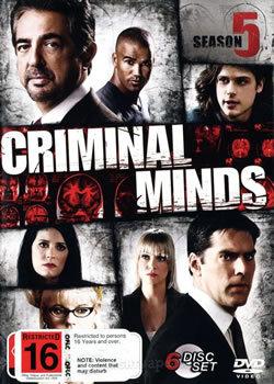 locandina del film CRIMINAL MINDS - STAGIONE 5