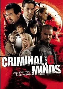 locandina del film CRIMINAL MINDS - STAGIONE 6