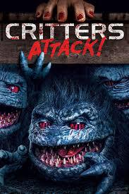 locandina del film CRITTERS ATTACK!