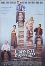 locandina del film CRONISTI D'ASSALTO