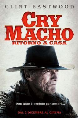 locandina del film CRY MACHO
