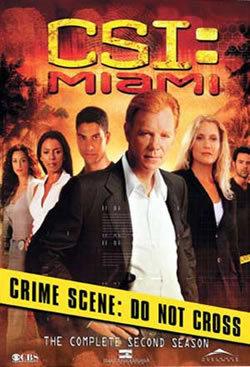locandina del film CSI MIAMI - STAGIONE 2