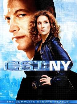 locandina del film CSI NY - STAGIONE 2