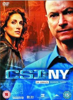 locandina del film CSI NY - STAGIONE 3