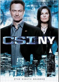 locandina del film CSI NY - STAGIONE 8