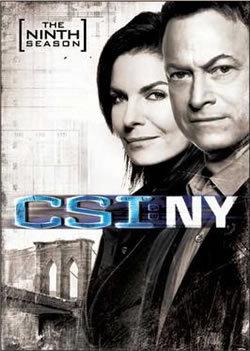locandina del film CSI NY - STAGIONE 9